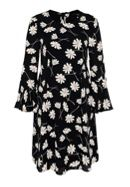 Hallhuber Floral print swing dress