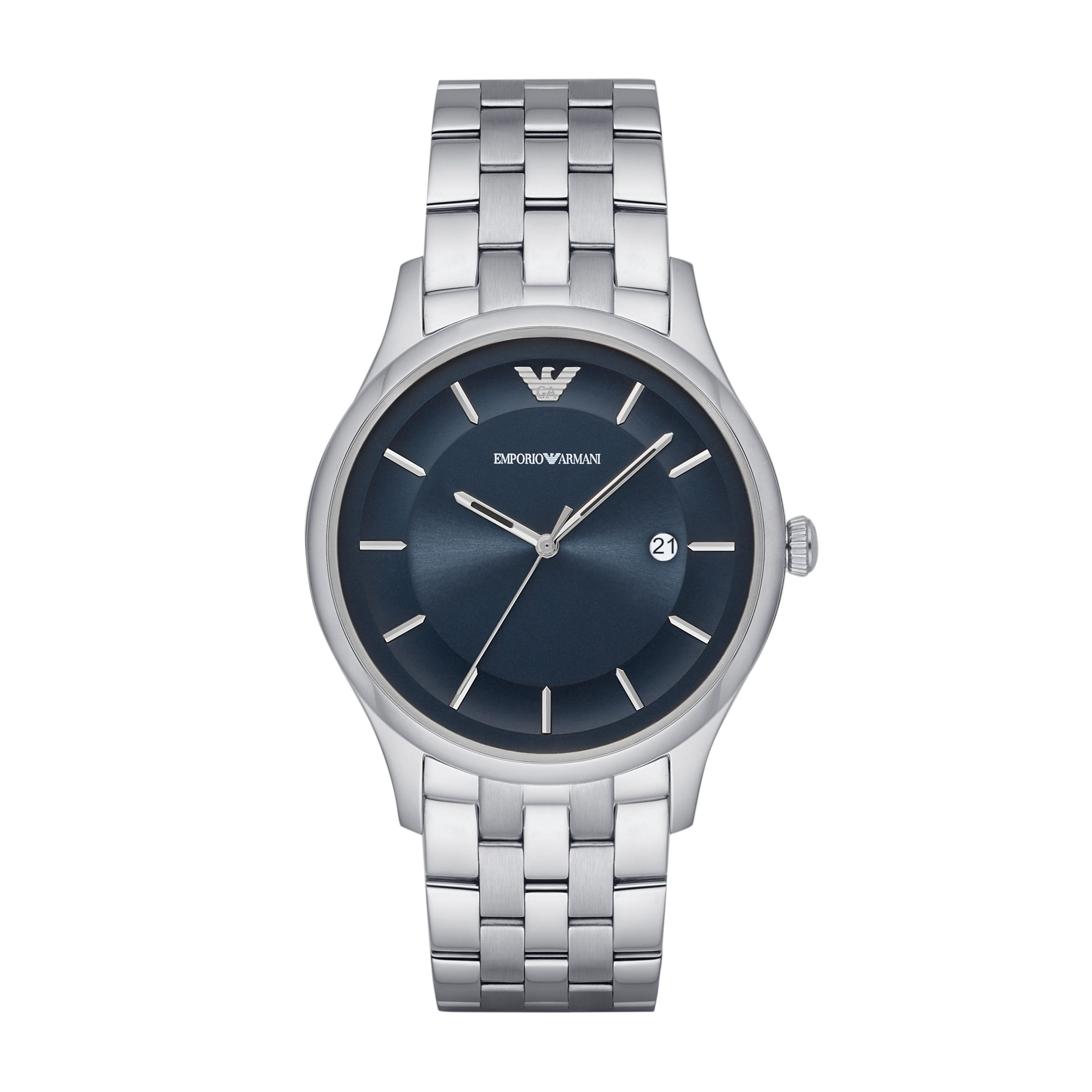 emporio armani watches at house of fraser emporio armani ar11019 mens bracelet watch