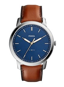 men s watches watches for men house of fraser fossil fs5304 mens mini st three hand watch