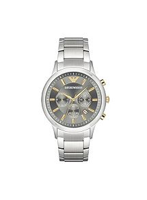 emporio armani watches for men emporio armani house of fraser emporio armani ar11047 mens bracelet watch