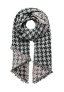 Hallhuber Winterly Houndstooth Scarf
