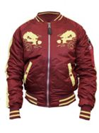 Men's Alpha Industries Japan Dragon Bomber Jacket