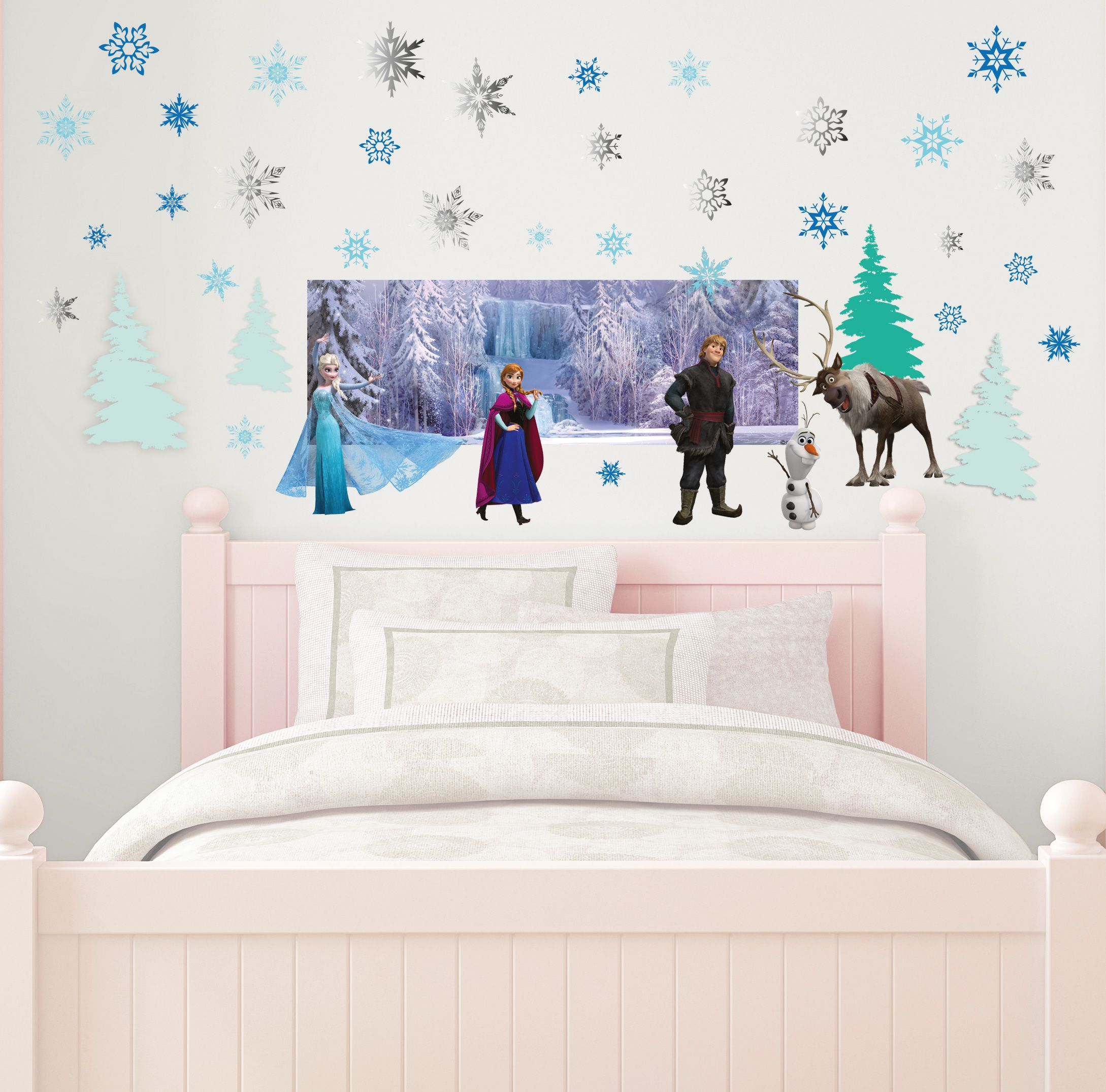 Graham U0026 Brown Disney Frozen Wall Sticker ... Part 83