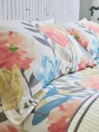 Harlequin Verdaccio oxford pillowcase
