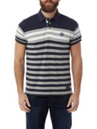Men's Tog 24 Campbell Stripe Mens Polo Shirt