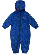 Regatta Kids Printed Splat Suit