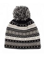 Dents Dents Womens Fairisle Knit Hat