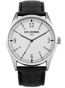 multi coloured men s watches at house of fraser ben sherman men`s strap watch