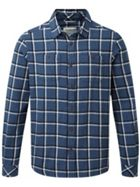 Men's Craghoppers Gillam Check Long Sleeved Shirt