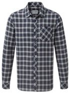 Men's Craghoppers Brigden Check Long Sleeved Shirt