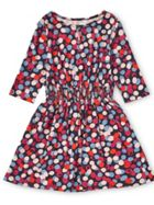 Jigsaw Scattered Spot Jersey Dress