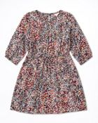 Jigsaw Confetti Print Woven Dress
