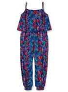 Jigsaw Coastal Reef Print Jumpsuit