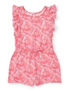 Jigsaw Mini Reef Print Playsuit