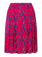 Jigsaw Mini Cyclamen Flippy Skirt