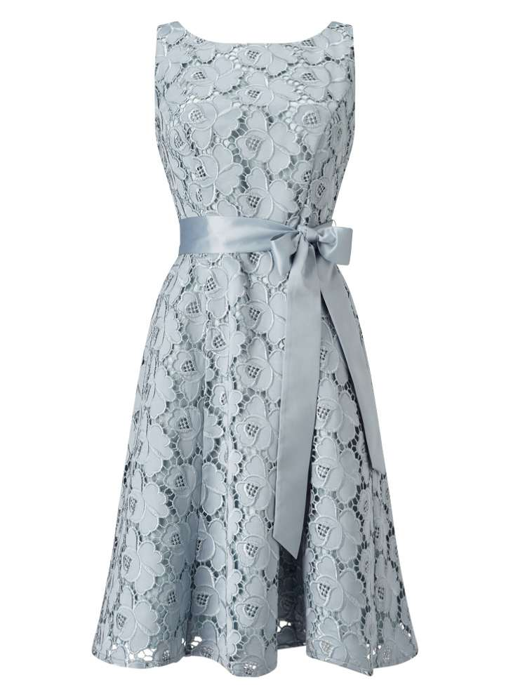 Phase Eight Kendall Cutwork Dress - House of Fraser