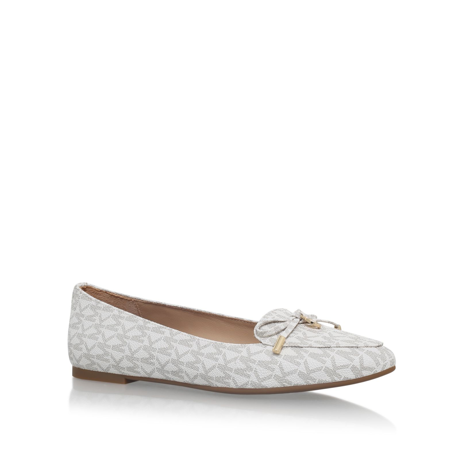 Michael Kors Nancy Flat Flat Slip Shoes House of Fraser