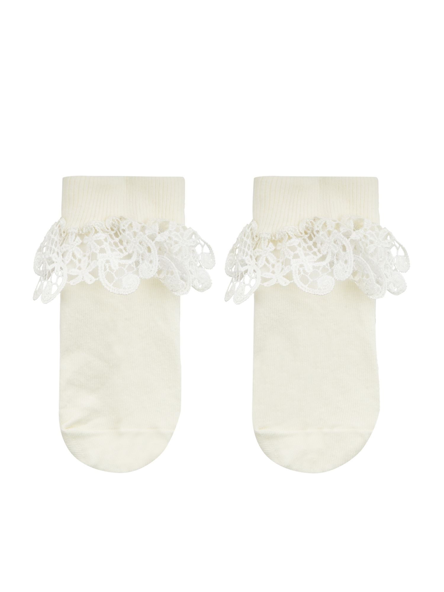 Monsoon Girl Flower Lace Socks House of Fraser