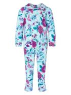 Monsoon Newborn Primavera Collar Sleepsuit