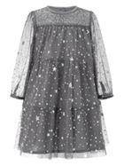 Monsoon Baby Marissa Star Dress