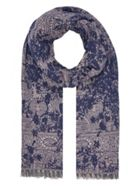 Accessorize Accessorize Kew Floral Paisley Scarf