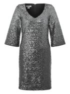 Obelia Ombre Sequin Dress