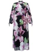 Monsoon Mila Print Dress