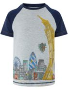 Monsoon Boys Perry London Raglan T-Shirt