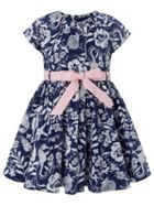 Monsoon Baby Collett Shell Print Dress