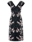 Monsoon Wisteria Jacquard Dress
