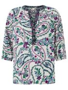 Monsoon Naomi Mae Print Top