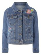 Monsoon Fleur Denim Jacket