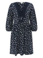 Monsoon Ciara Ditsy Print Dress