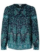 Monsoon Suri Print Top