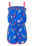 Monsoon Girls Evie Playsuit