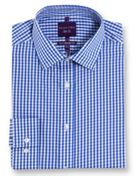 Slim Fit 100% Cotton Non-iron Shirt