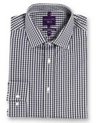 Men's Double TWO Slim Fit 100 Cotton Non-Iron