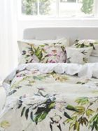 Floreale Grande Embroidered Oxford Pillowcase