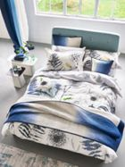 Designers Guild Acanthus Standard Embroidered Pillowcase