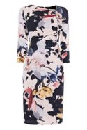 Coast Canta Print Jersey Dress Me