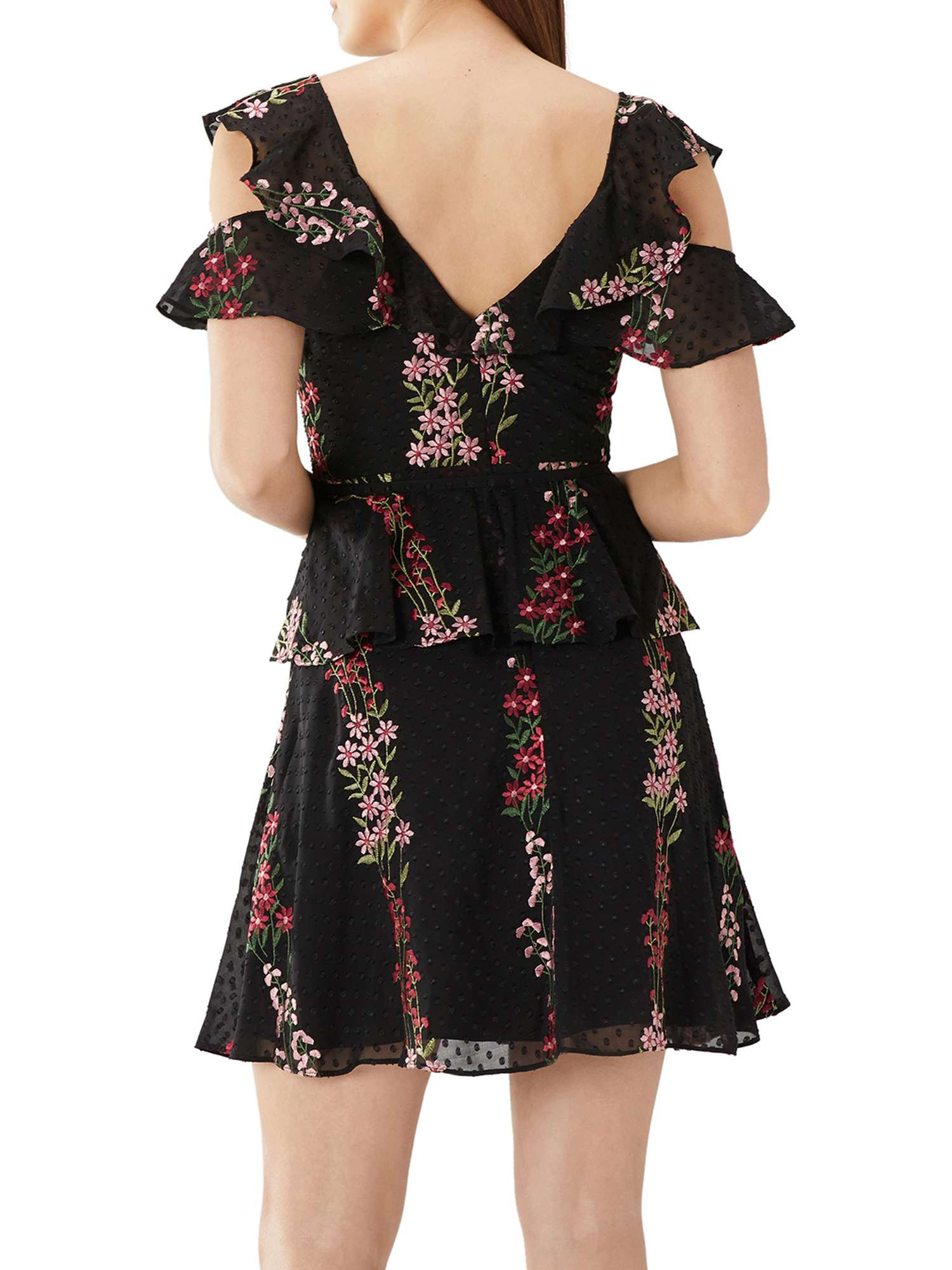 Embroidered Coast Coast Embroidered Delilah Coast Embroidered Coast Dress Dress Delilah Delilah Delilah Dress dqnzxdw4
