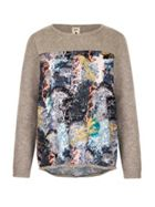 Jumper With Tree Print