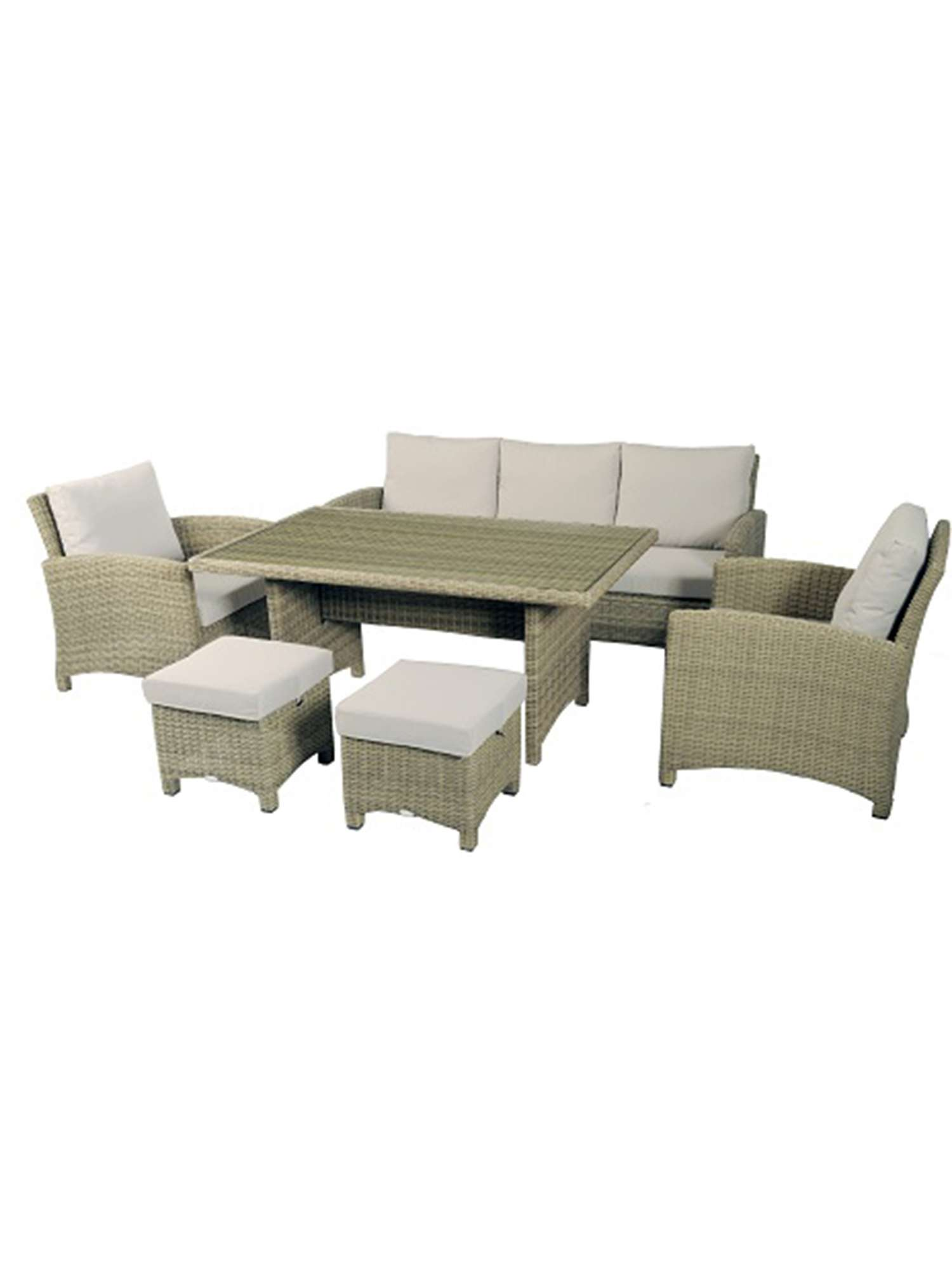 Naunton Manor Cotswold Casual Dining Set. Garden Furniture at House of Fraser
