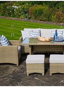 Naunton Manor Cotswold Casual Dining Set Naunton Manor Cotswold Casual  Dining Set. Garden Furniture at House of Fraser