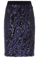 Fenn Wright Manson Zara Skirt Navy