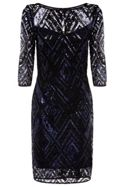 Fenn Wright Manson Frankie Dress Navy
