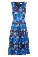 Fenn Wright Manson Indigo Dress