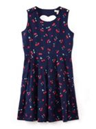 Cherry Sleeveless Dress