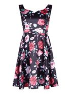 Mela London Rose Prom Dress