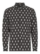 Men's AllSaints Atlus long sleeve shirt